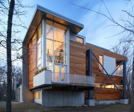 Casas poco convencionales: Big Dig House