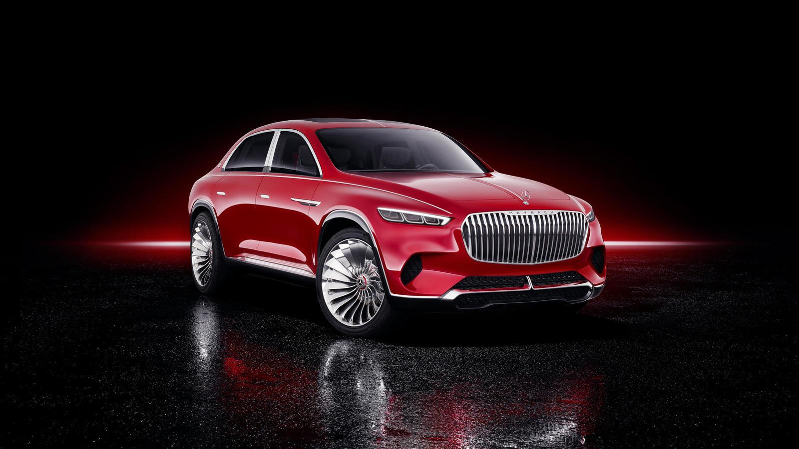 Foto de Mercedes-Maybach Ultimate Luxury Concept (6/10)