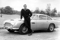 50 años de coches Bond