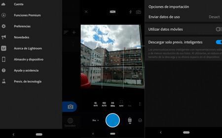 Adobe Lightroom para móviles