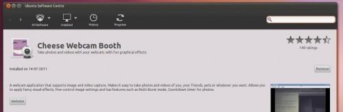 Foto de Rediseño del Ubuntu Software Center (1/4)