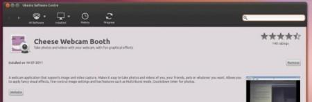Rediseño del Ubuntu Software Center