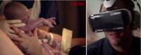 Un padre asiste al nacimiento de su bebé a miles de kilómetros gracias a la realidad virtual (vídeo)