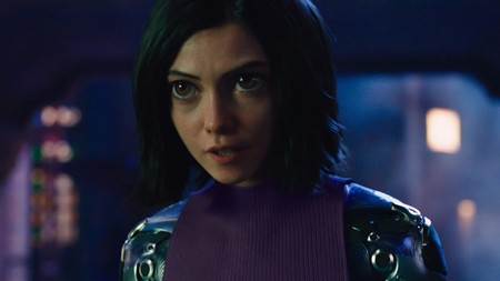 Alita Battle Angel Rosa Salazar T827