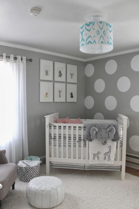 ideas de habitación de bebé para niño o niña Ni De Nio Ni De Nia 21 Habitaciones Infantiles Unisex