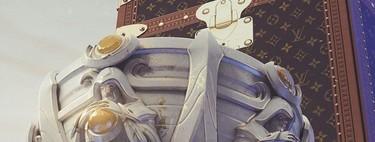 Así es el baúl tecnológico que Louis Vuitton ha diseñado para el trofeo del campeonato League of Legends y que llevó 900 horas terminar