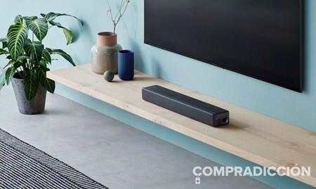La barra de sonido Sony HT-SF200 sale más barata en el Aniversario de MediaMarkt: la tienes por 159 euros con 40 de descuento