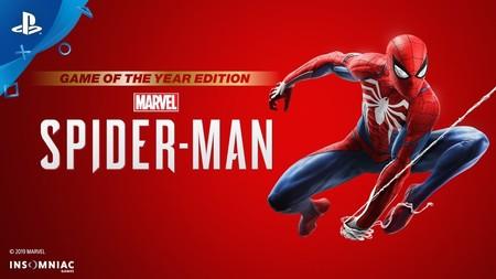 Marvel's Spider-Man recibe su GOTY Edition y desde hoy ya se puede adquirir en PS4
