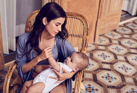 La nueva colección de maternidad de Women'Secret es tan bonita como cómoda y estos seis sujetadores de lactancia lo demuestran