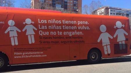 La transfóbica campaña publicitaria contra los niños transgénero