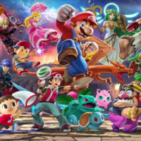 'Super Smah Bros: Ultimate' llegará a Nintendo Switch con 64 personajes