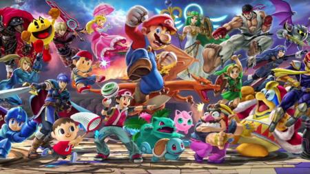 'Super Smah Bros: Ultimate' llegará a Nintendo Switch con 64 personajes
