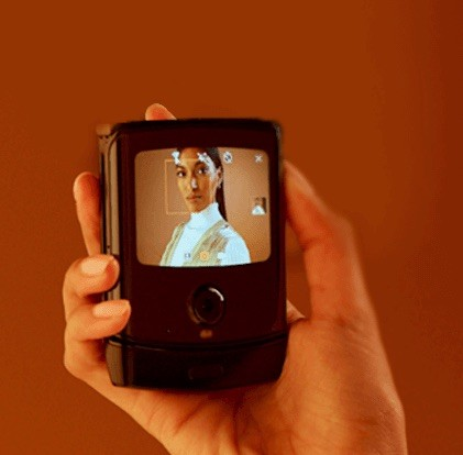 Motorola Razr 5