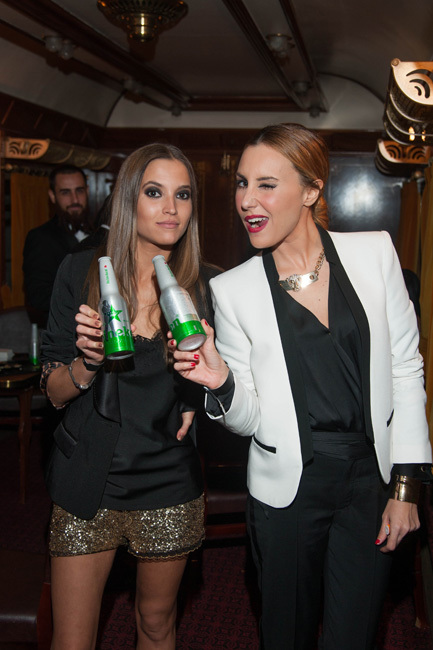 fiesta Heineken James Bond Skyfall