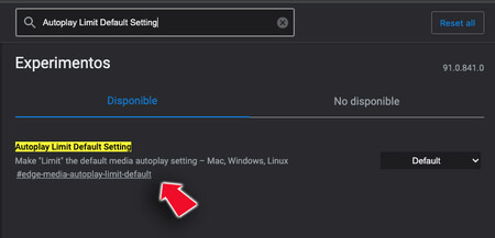 Autoplay Limit Default Setting 2