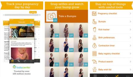 Baby Center para iOS