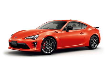 Rabia es cuando ves el Toyota GT86 Solar Orange Limited Edition, y sabes que no saldrá de Japón