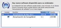 Mac OS X 10.5.8 ya disponible