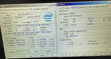 Intel Corei7 5775c Cpu