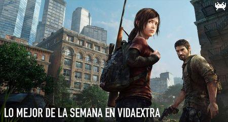 Guía de lanzamientos, todo sobre GLaDOS y primer contacto con 'The Last of Us'. Lo mejor de la semana en Vidaextra (XXIX)