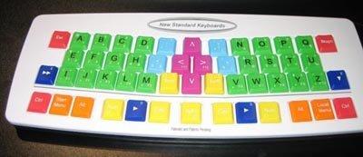 Un nuevo teclado no QWERTY
