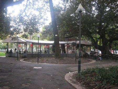 Jardín príncipe Real
