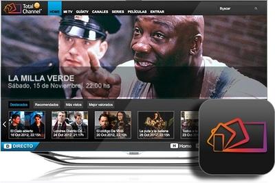 Total Channel, televisión bajo demanda ¿Conseguirá triunfar?