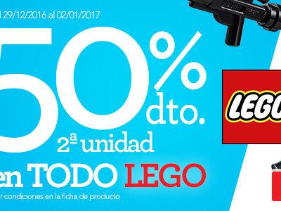 Si te gustan los Lego no debes perderte esta promoción en Toys 'r us