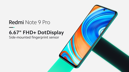 Xiaomi Redmi Note 9 Pro Mexico Precio