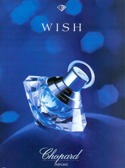 Wish de Chopard, una fragancia floral oriental con ...
