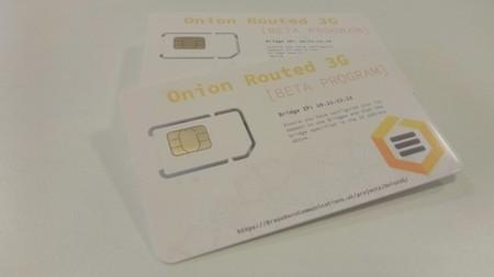 Crean una tarjeta SIM que conecta con la red Tor para hacer que tu conexión sea más anónima y segura