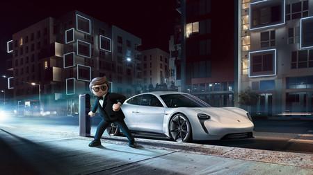 Porsche Mission E se apodera de la pantalla grande en Playmobil: La Película