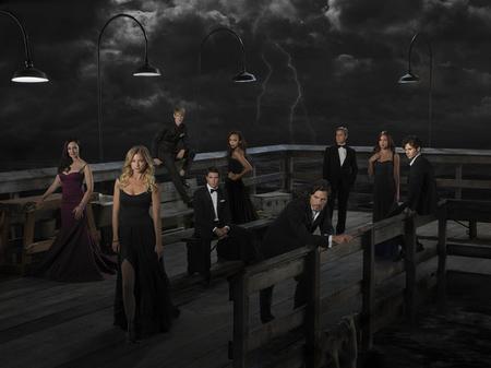 Moda & Series de televisión: Revenge