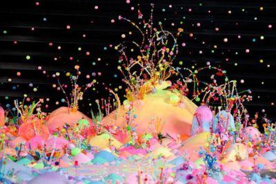 Pip & pop, el mundo de fantasía creado con azúcar
