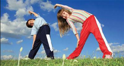 Lo mejor para la obesidad infantil: la actividad física