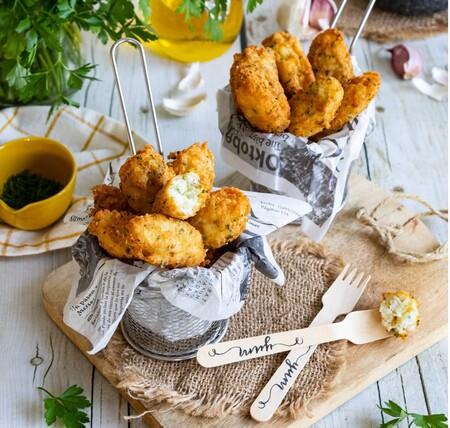 Bunuelos De Patata Y Bacalao2