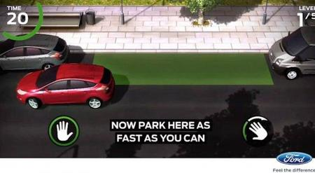Ford se vale de Kinect para retarnos a superar sus sistemas Active Park Assist y Traffic Sign Recognition