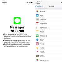 iOS 11.3 sincronizará las conversaciones de iMessage en iCloud