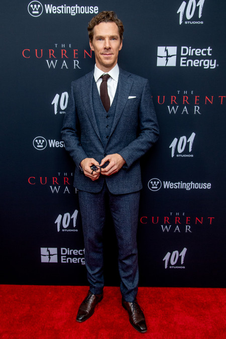 Benedict Cumberbatch The Current War Red Carpet New York Premiere 03