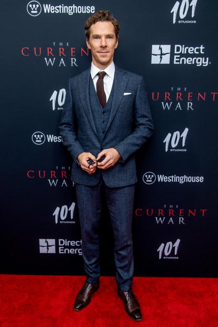 Benedict Cumberbatch The Current War Red Carpet New York Premiere 03