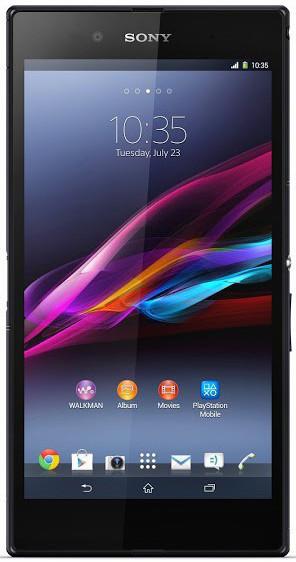 Todo sobre el Sony Xperia Z Ultra (I): un Android para el entretenimiento