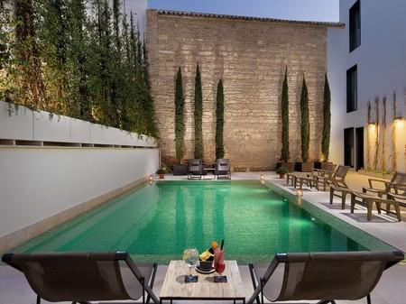 Hoteles con piscina Córdoba