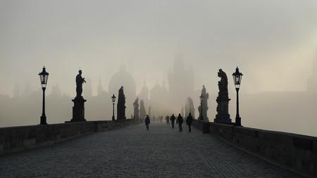 Puente Sant Carlos Praga