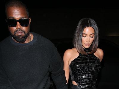 Kim Kardashian nos muestra que el total look en negro puede ser perfecto para verano (e incendia las RRSS tras mostrar a su hijo Psalm)