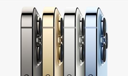 iPhone 13 Pro y iPhone 13 Pro Max, más potencia y pantalla ProMotion para ascender al podio de mejor móvil de 2021