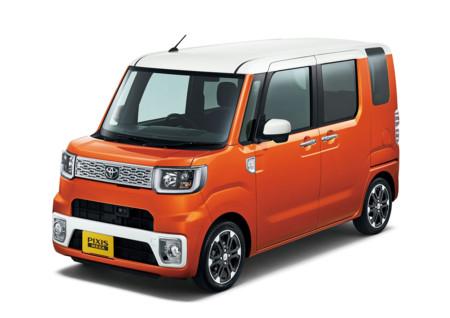 ¿Sabes lo que es un Kei Car? Toyota presenta el suyo: Pixis Mega
