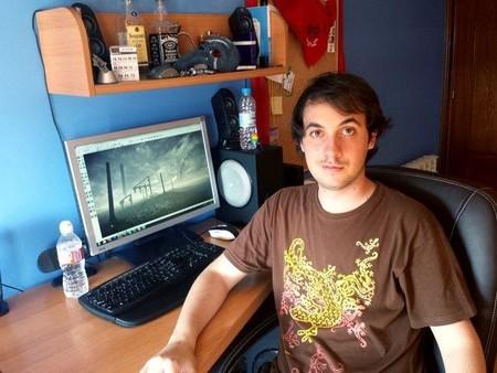 """Me gustaría crear el primer juego de eSports para Oculus Rift"". Entrevista a Carlos Coronado, creador de MIND: Path to Thalamus"