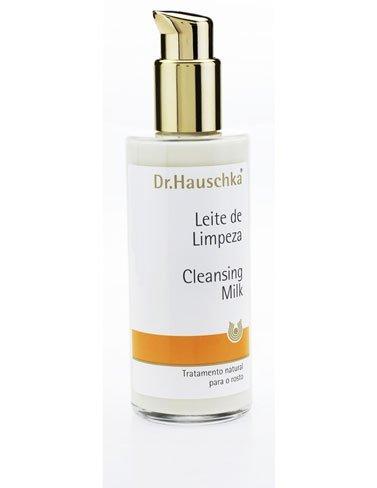 Leche facial limpiadora Dr. Hauschka. La probamos