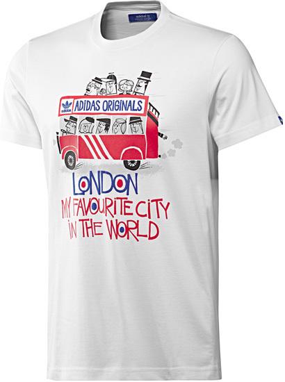 Adidas Originals lanza la colección Cool Britania con motivo de los Juegos Olímpicos de Londres