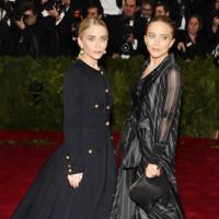 Mary-Kate Olsen y Ashley Olsen de Ferre y de Chanel Gala MET 2014